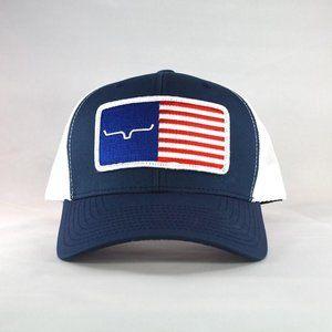 Kimes Ranch American Trucker Cap - Navy